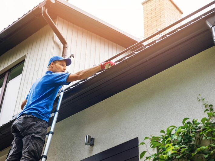 6 DIY Gutter Cleaning Tips And Tricks For New Homeowners ...