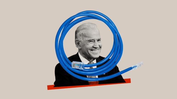 Biden's 100 Million Dollar Plan To Improve Internet Access